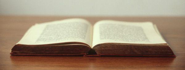 mold on books